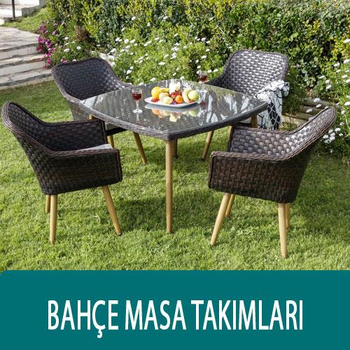 Bahçe Masa Takımları