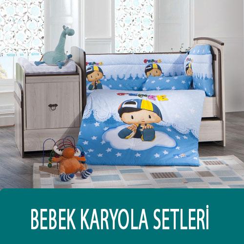 Bebek Karyola Seti