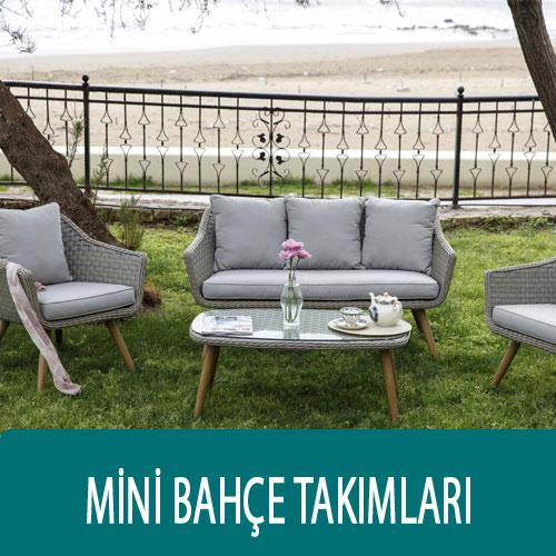Mini Bahçe Takımları