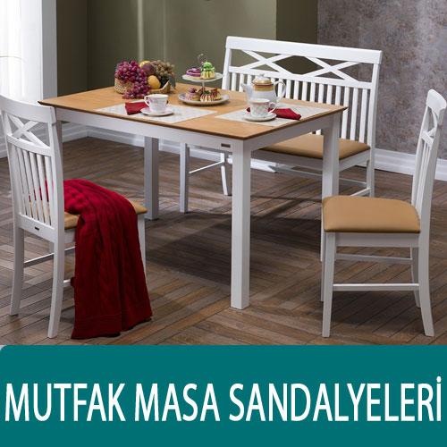 Mutfak Masa Sandalyeleri